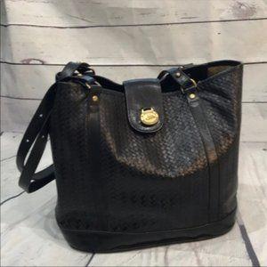 Brahmin Vintage tote bag purse